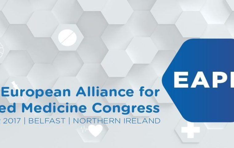 1st european alliance for personalised medicine congress