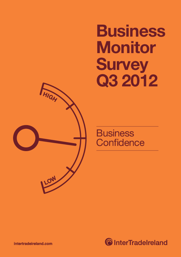 Business Monitor Survey 2012 Q3