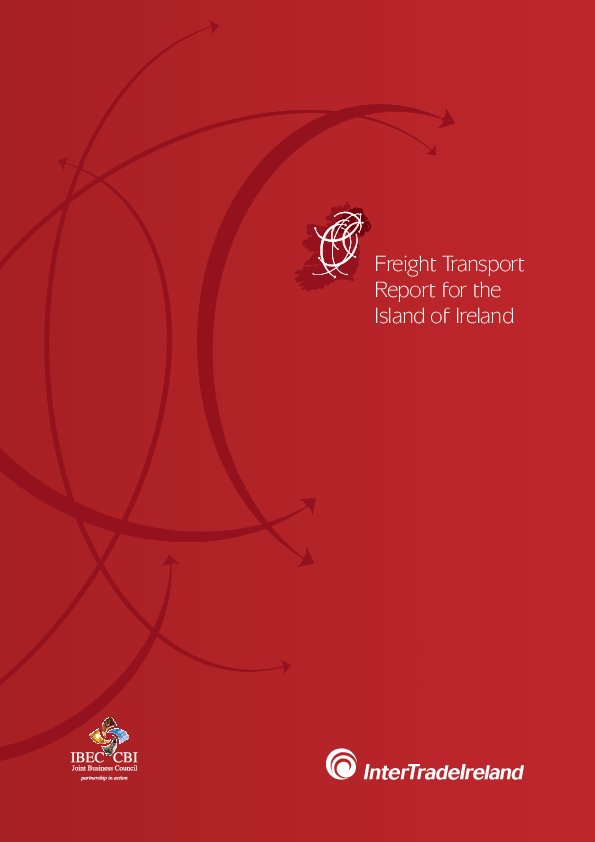 Freight Transport Report for the Island of Ireland