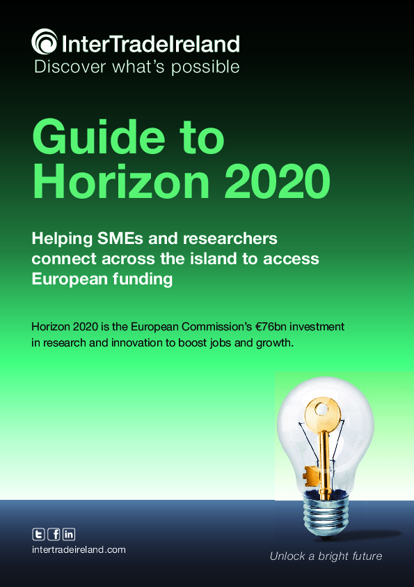 Horizon 2020 Guide 2017