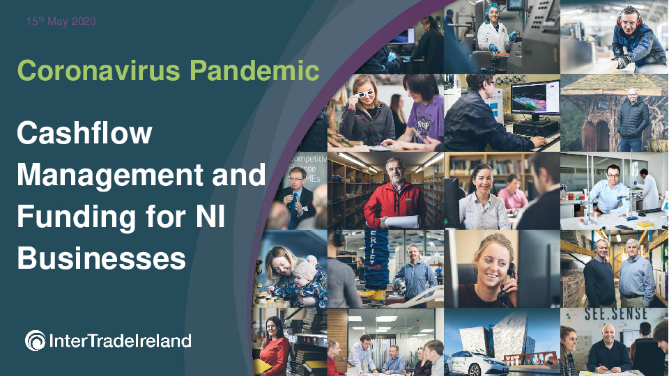 Cashflow Management and Funding for Businesses in Northern Ireland