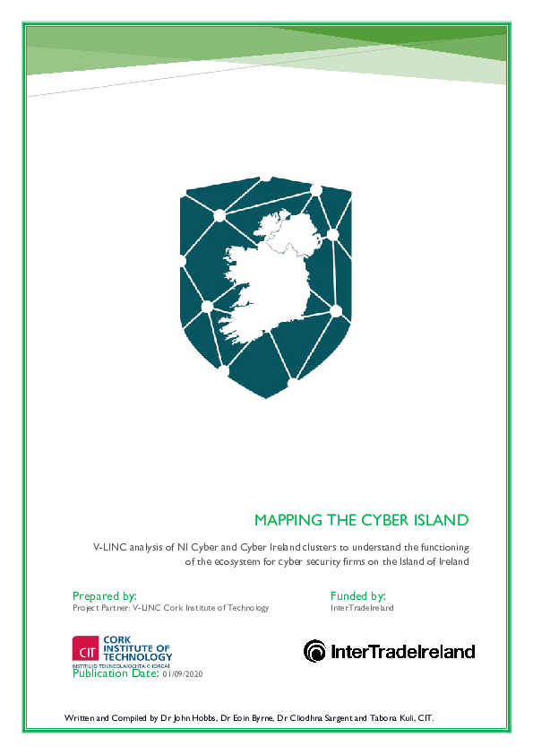 Mapping the Cyber Island report