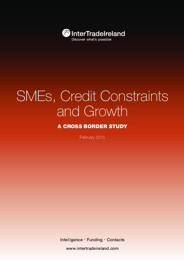 SM Es Credit Constraints and Growth