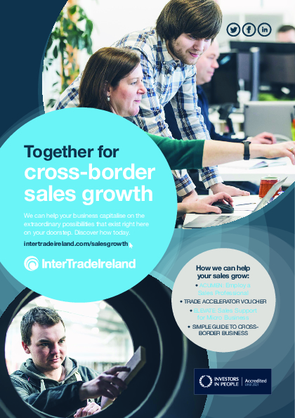 Sales Growth Brochure