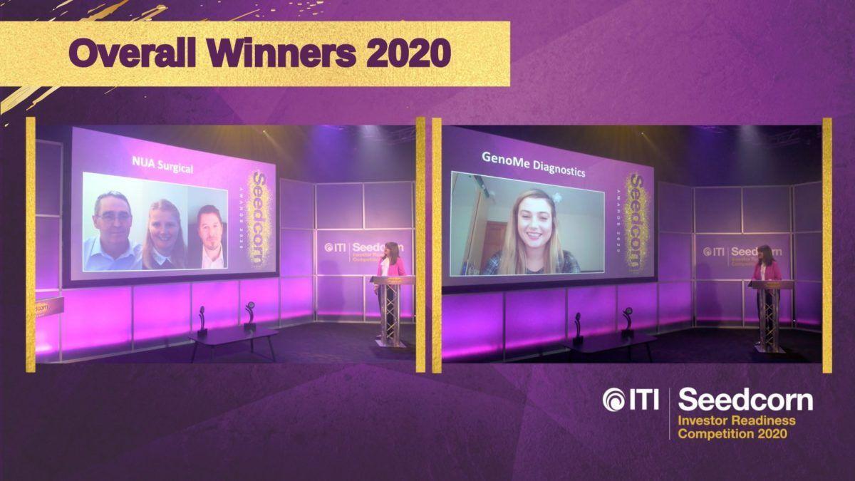 Seedcorn Overall Winners 2020