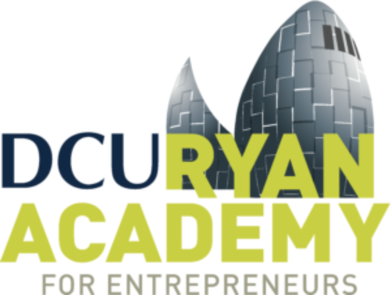 Dublin City University Ryan Academy Logo