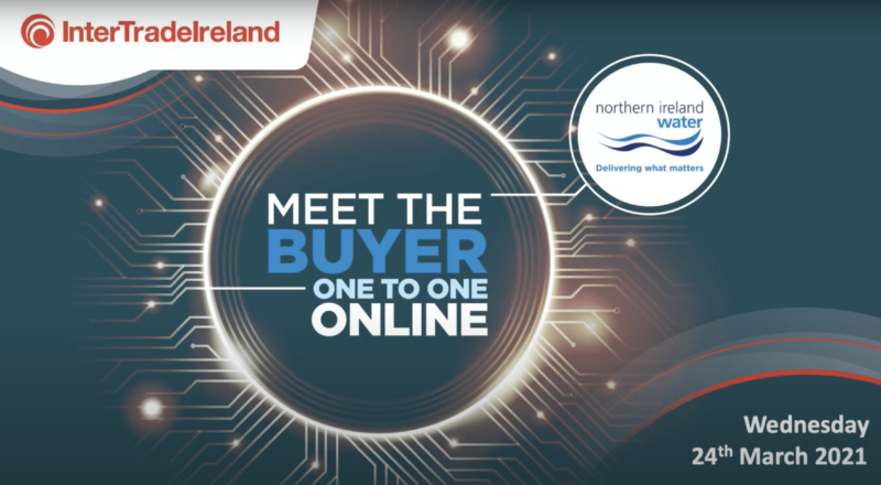 Meet the Buyer event with NI Water