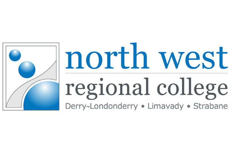 North west regional college logo