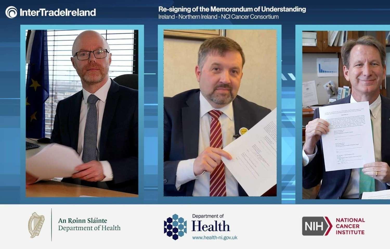 Ireland NI NCI Cancer Consortium