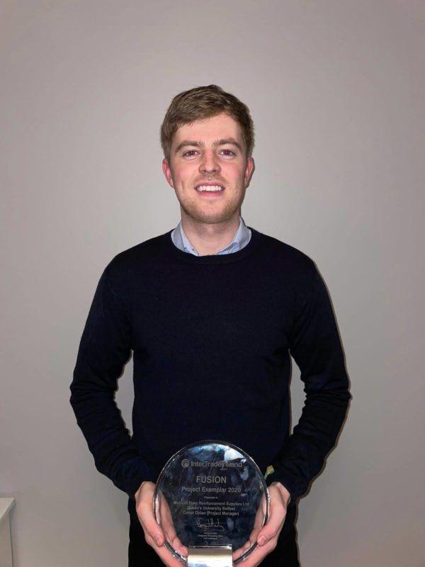 Conor Dolan FUSION Award CD