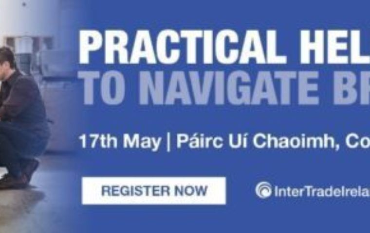 Free Inter Trade Ireland Event for Brexit
