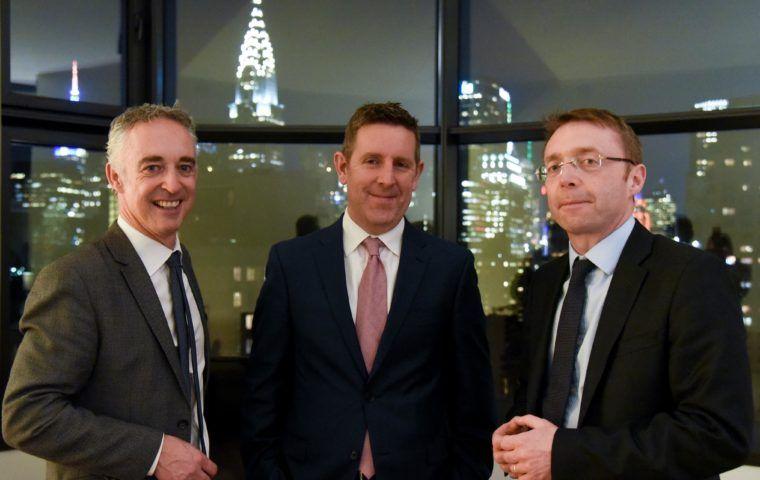 HBAN announce partnership with New York based Digital Irish Angels