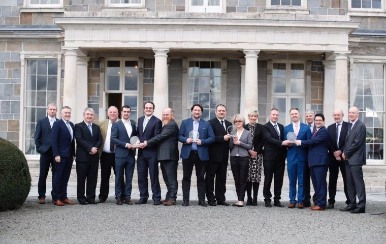 Inter Trade Ireland presents four companies with innovation awards at national event