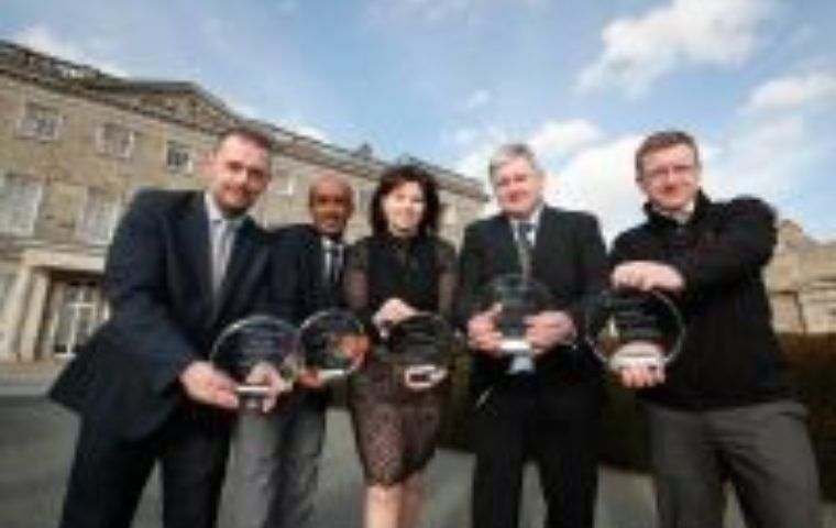 Leading Industries recognised as an Exemplars of Innovation