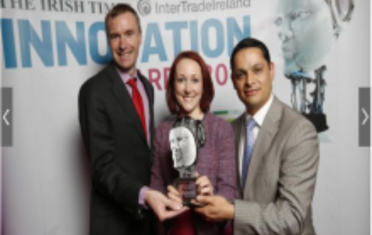Nautilus wins big at All Island Innovation Awards