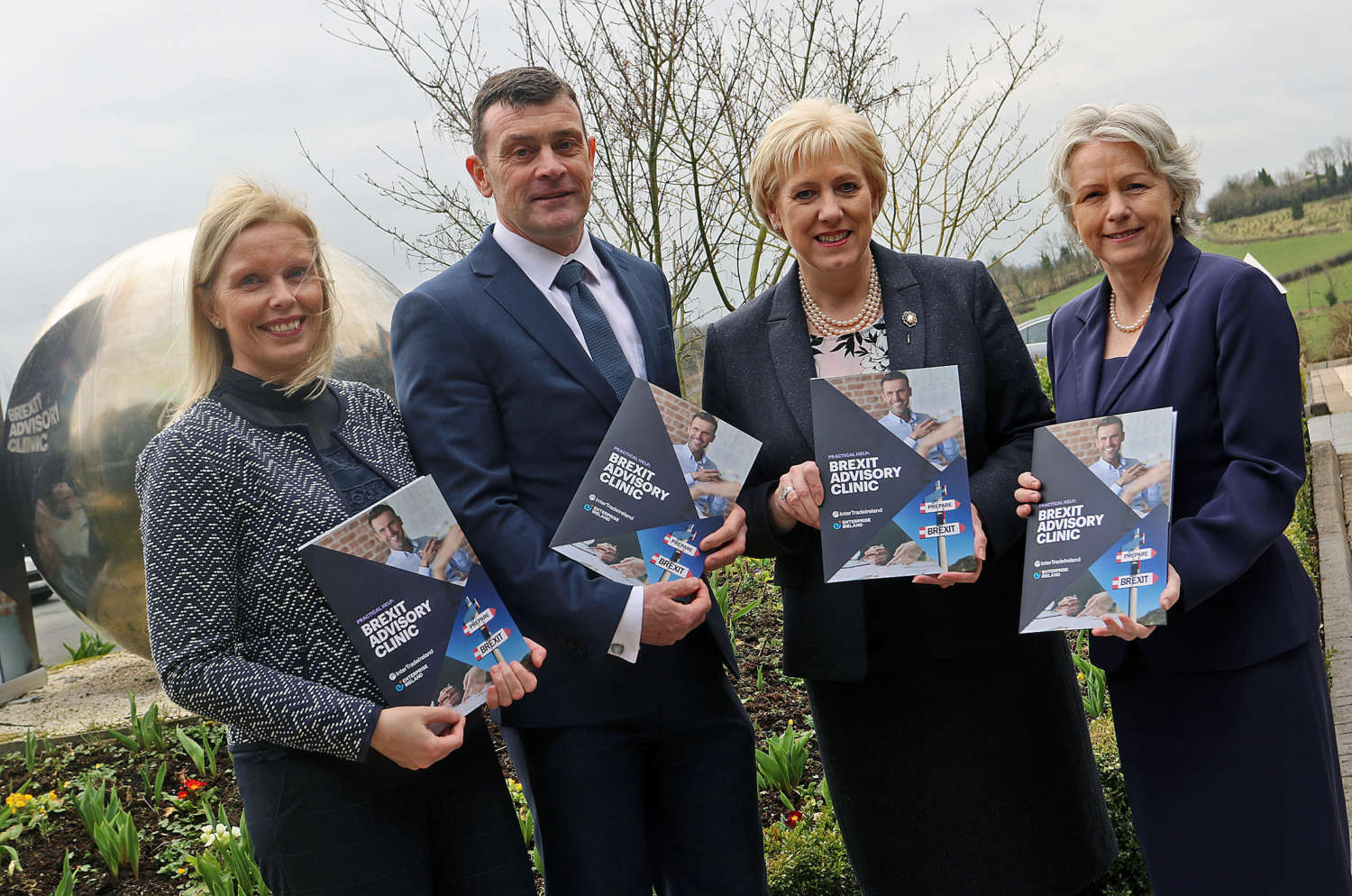 Enterprise Ireland and Inter Trade Ireland bring Practical Help Brexit Advisory Clinic to Cootehill