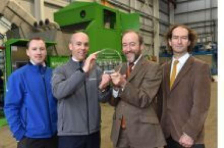 Inter Trade Ireland Award for Cookstown based CD Enviro