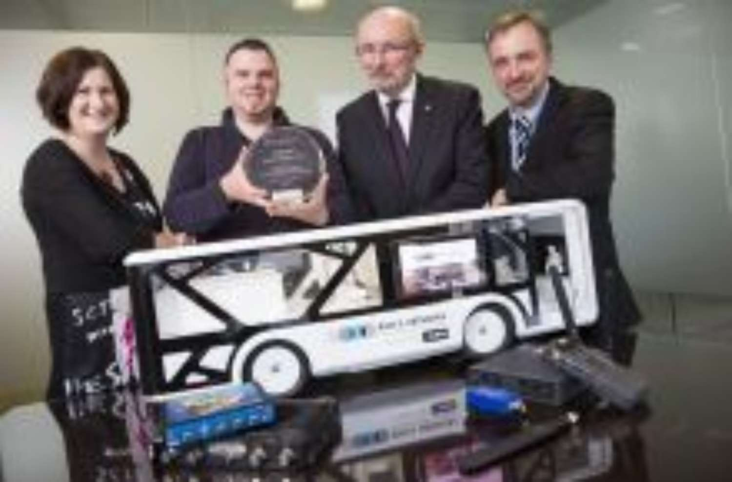 Inter Trade Ireland Award for Dublin based DAVRA