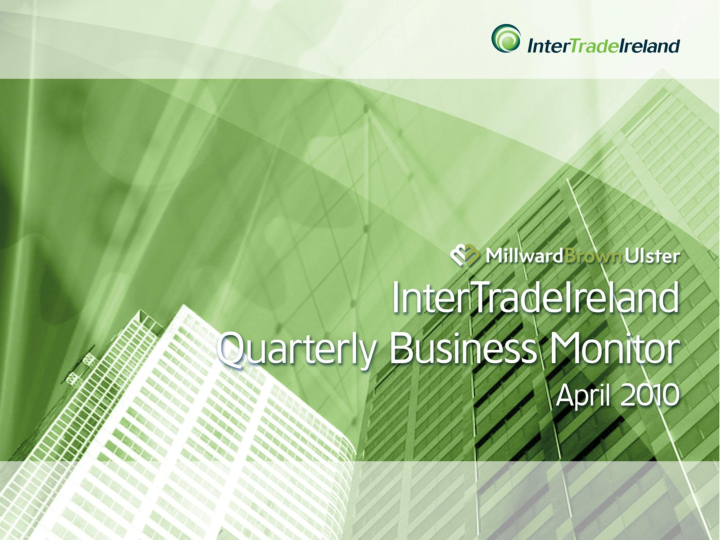 Business Monitor Survey 2010 Q1