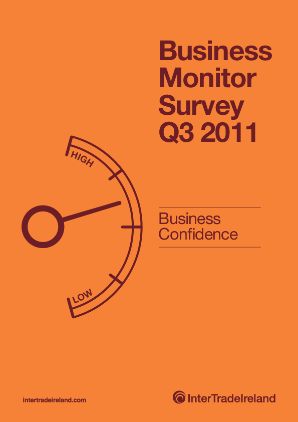 Business Monitor Survey 2011 Q3