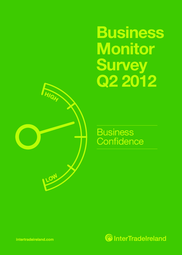 Business Monitor Survey 2012 Q2