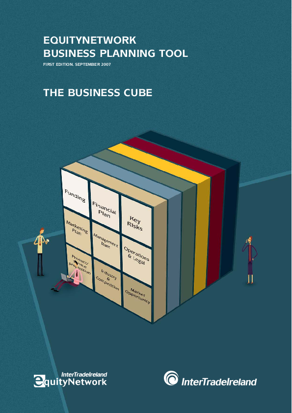 Business Planning Cube Guide