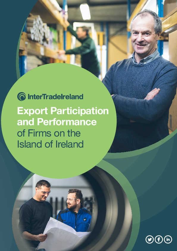 Export Participation and Performance of Firms on the Island of Ireland Web version September 2018