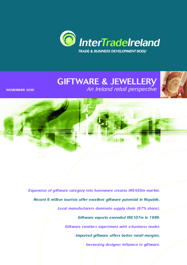 Giftware Jewellery An Ireland Retail Perspective