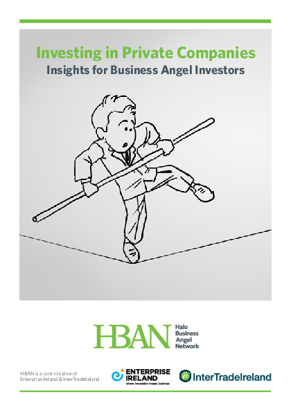HBAN Business Angel Investor Guide 2016
