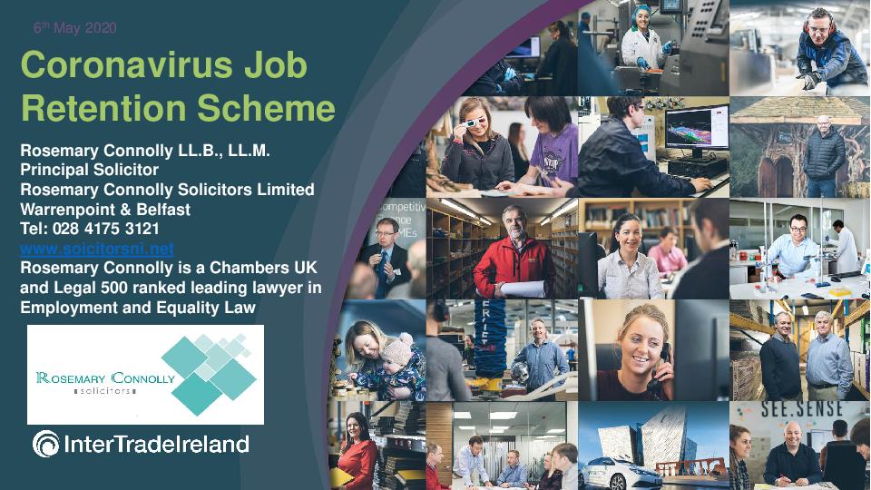 Covid-19 Job Retention Scheme | Rosemary Connolly Solicitors
