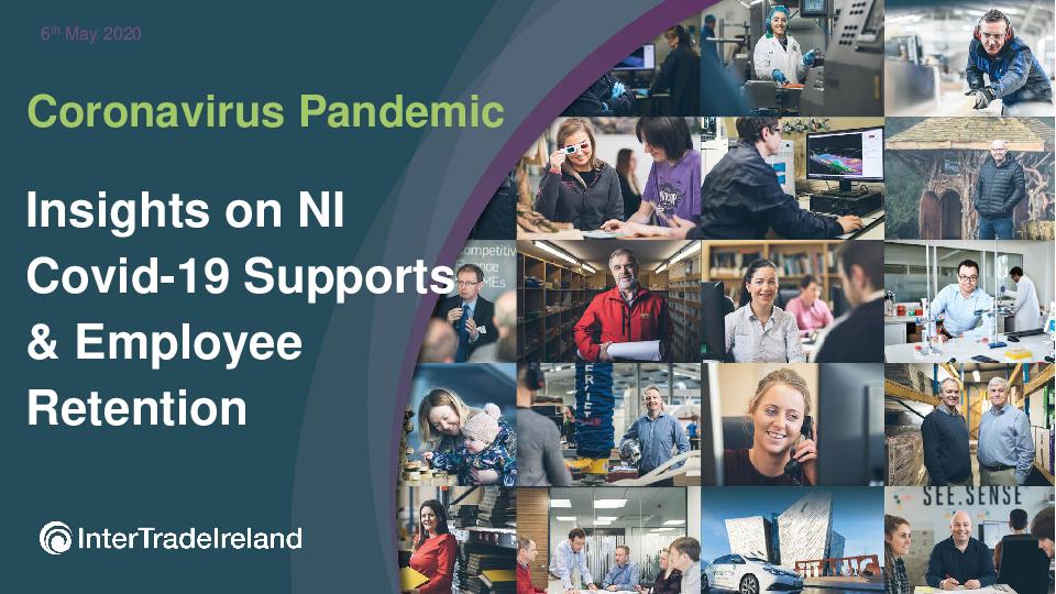 Insights on NI Covid-19 Supports & Employee Retention | PKF-FPM Accountants