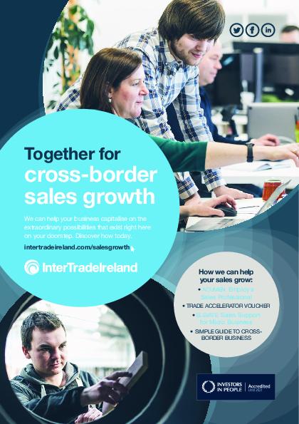 Sales Growth Brochure
