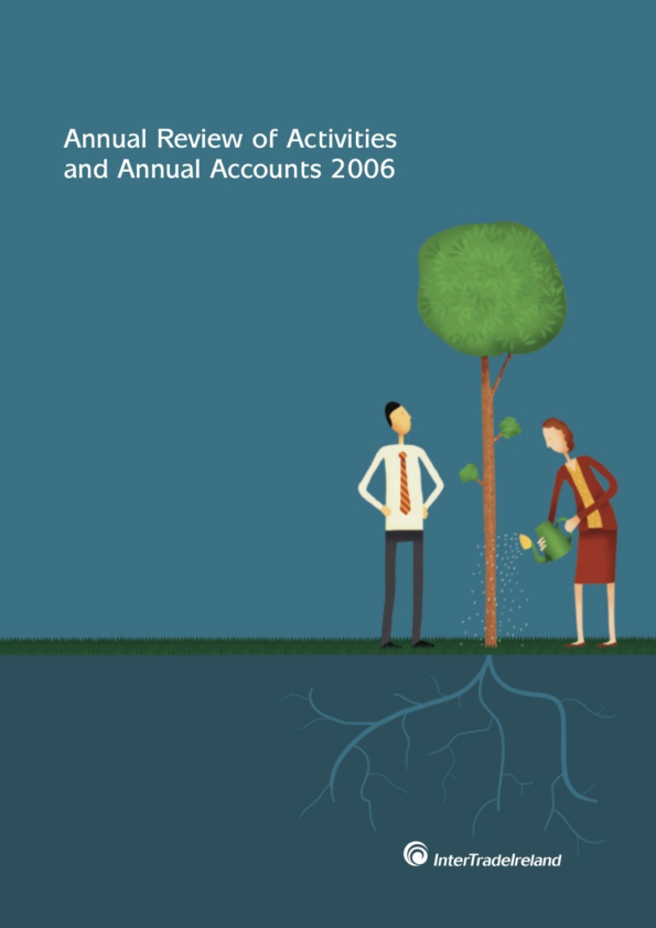 Inter Trade Ireland Annual Report and Accounts 2006 thumb
