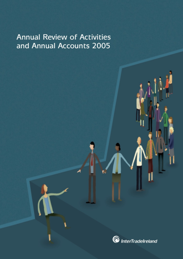 Inter Trade Ireland Annual Report and Accounts 2015 thumb